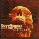 HateSphere - The Killing EP (CD)