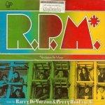 Barry DeVorzon & Perry Botkin, Jr. - R.P.M. (The Original Motion Picture Soundtrack) (LP)