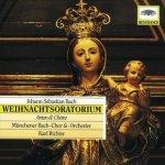 Johann Sebastian Bach / Münchener Bach-Chor & Orchester*, Karl Richter - Weihnachtsoratorium - Arien & Chöre (CD)