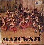 Mazowsze - The Polish Song And Dance Ensemble, Vol. 1 (LP)