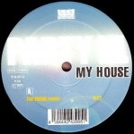 Party XL - My House (12'')