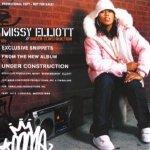 Missy Elliott / Fat Joe Under Construction (Snippets) / Loyalty (Snippets) (2CD)