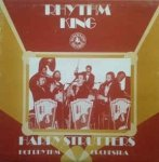 Harry Strutters Hot Rhythm Orchestra - Rhythm King (LP)