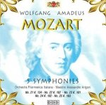W. A. Mozart - 46 Symphonies Vol. 5 (CD)