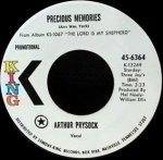 Arthur Prysock - Precious Memories (7)