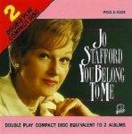 Jo Stafford - You Belong To Me CD (CD)