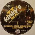 Kinky's Freaky Music 24 Hours A Day II  (12'')