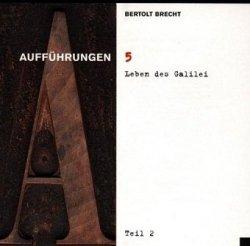 Auffuhrungen - Leben Den Galilei (CD)