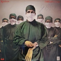 Rainbow - Difficult To Cure (LP)