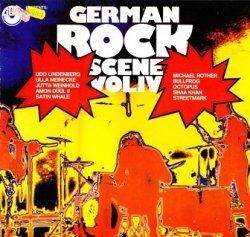 German Rock Scene Vol. IV (LP)