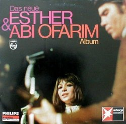 Esther & Abi Ofarim - Das Neue Esther + Abi Ofarim Album (LP)