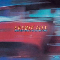 David Matthews And The Electric Birds - Cosmic City (LP)