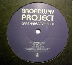 Broadway Project - Crash/Recovery EP (12)