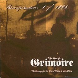 The Gothic Grimoire - Compilation 1/1996 (CD)