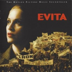 Andrew Lloyd Webber And Tim Rice - Evita (The Motion Picture Music Soundtrack) (2CD)