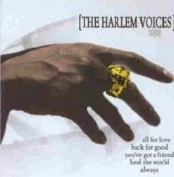 [The Harlem Voices] - Singing (CD)