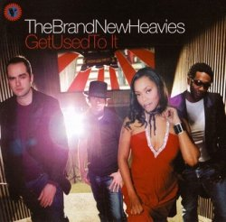 The Brand New Heavies - Get Used To It (CD)