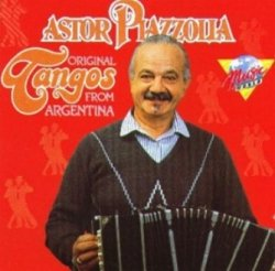 Astor Piazzolla - Original Tangos From Argentina (2CD)