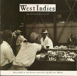 Krister Malm - West Indies: An Island Carnival (CD)