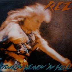 REZ - Between Heaven 'N Hell (LP)