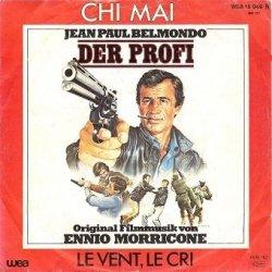 Ennio Morricone - Der Profi (7'')