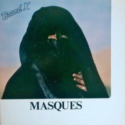 Brand X - Masques (LP)