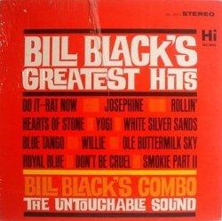 Bill Black's Combo - Greatest Hits (LP)