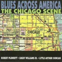 Blues Across America - The Chicago Scene (CD)