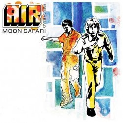 AIR French Band - Moon Safari (CD)