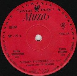 Halina Kowalewska, Maciej Koleśnik - Głęboka Studzienka / Bielany (7'')