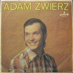 Adam Zwierz - Adam Zwierz (LP)