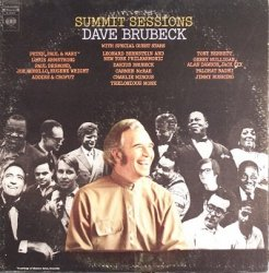 Dave Brubeck - Summit Sessions (LP)