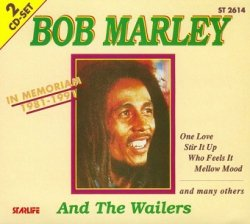Bob Marley And The Wailers - Kinky Reggae - Volume Two (2CD)