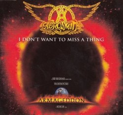 Aerosmith - I Don't Want To Miss A Thing (Maxi-CD)