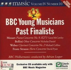BBC Young Musicians Past Finalists (CD)