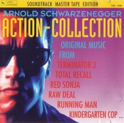 Arnold Schwarzenegger Action-Collection (Original Motion Picture Soundtracks) (CD)