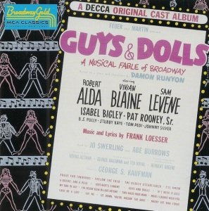 Frank Loesser - Guys & Dolls: A Musical Fable Of Broadway (CD)