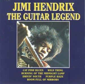 Jimi Hendrix - The Guitar Legend (CD)