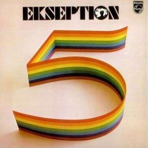 Ekseption - 5 (LP)