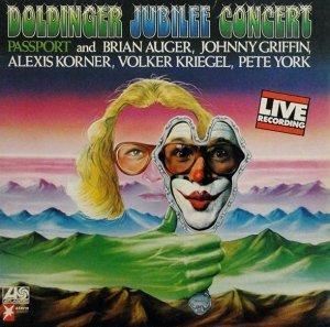 Passport And Brian Auger, Johnny Griffin, Alexis Korner, Volker Kriegel, Pete York - Doldinger Jubilee Concert (LP)