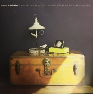 Real Friends - Maybe This Place Is The Same And We're Just Changing (CD)