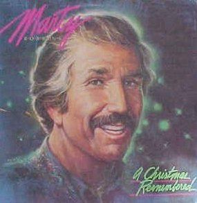 Marty Robbins - A Christmas Remembered (LP)