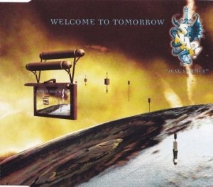 Snap! Feat. Summer - Welcome To Tomorrow (Maxi-CD)