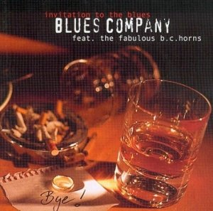 Blues Company Feat. The Fabulous B.C. Horns - Invitation To The Blues (CD)