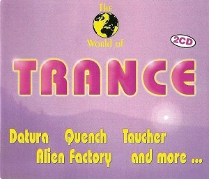 The World Of Trance (2CD)