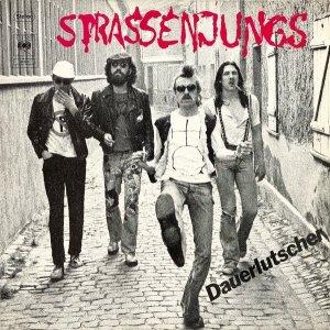 Strassenjungs - Dauerlutscher (LP)