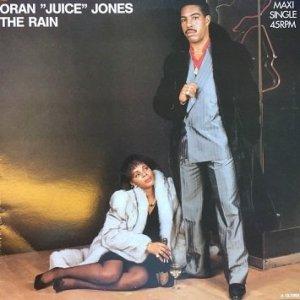 Oran Juice Jones - The Rain (12'')