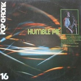 Humble Pie - Pop Chronik (2LP)