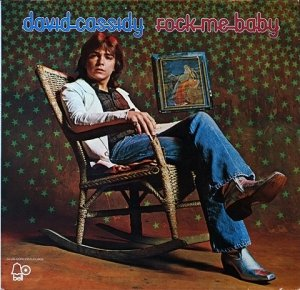 David Cassidy - Rock Me Baby (LP)