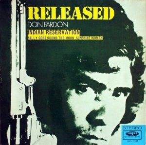 Don Fardon - Released (LP)